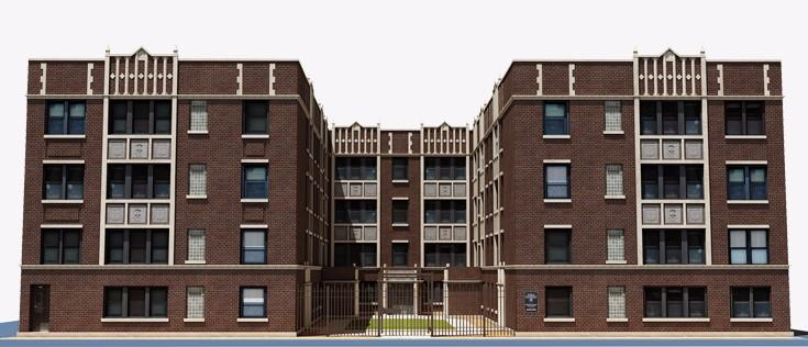 Sheffield Square Lincoln Park Apartments Lincoln Park