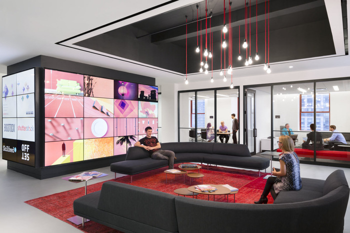 Inside Shutterstocks New Empire State Building Offices