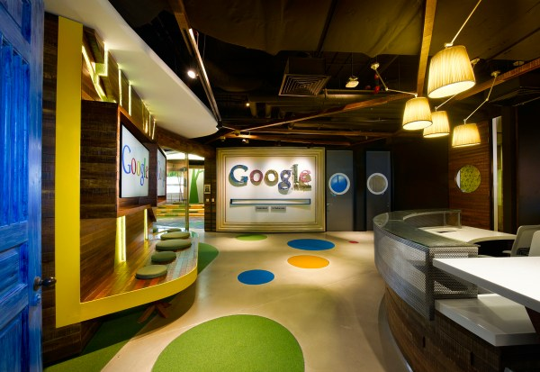 Google - Kuala Lumpur Offices - Office Snapshots