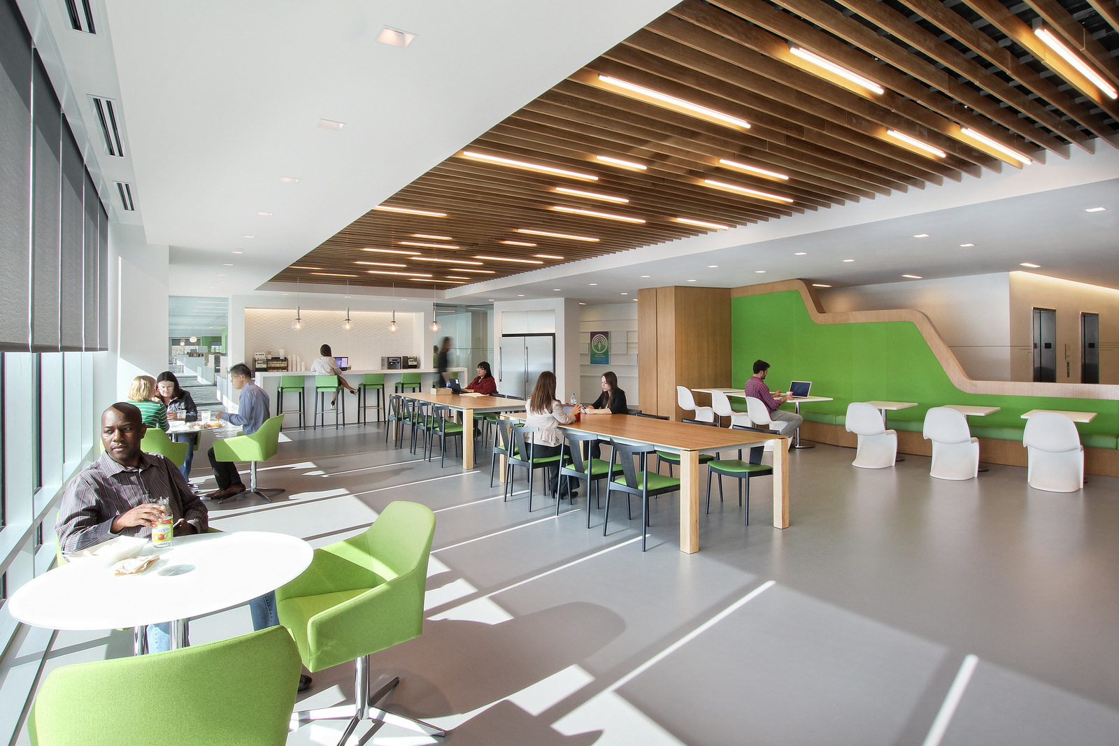 Bayer North American Headquarters Office Snapshots