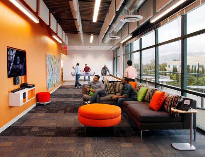 Cisco San Jose Building 13 Offices Office Snapshots