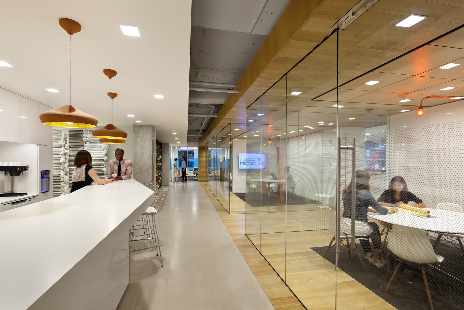 Gensler Washington DC Offices Office Snapshots