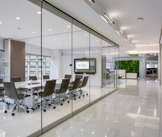 Meadows Office Interiors Office And Showroom New York City