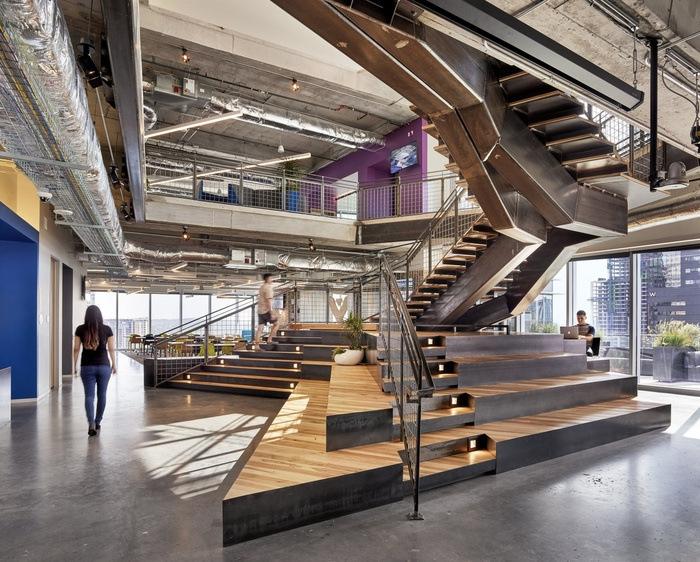 Atlassian_Casey Dunn_Stairs to break room