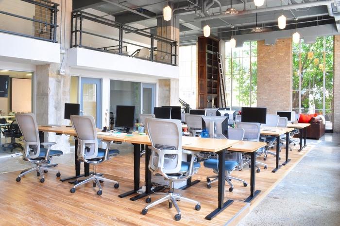 Springbox - Open Work Area - lauckgroup