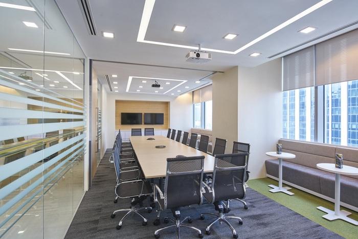 Aviva Investors Offices Singapore Office Snapshots