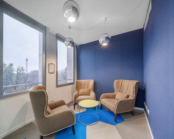 Unispace, uffici Milano