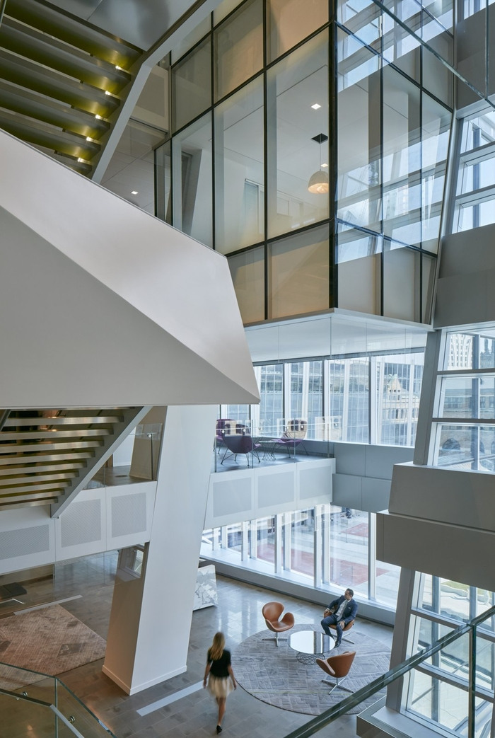 Deloitte Offices Montreal Office Snapshots