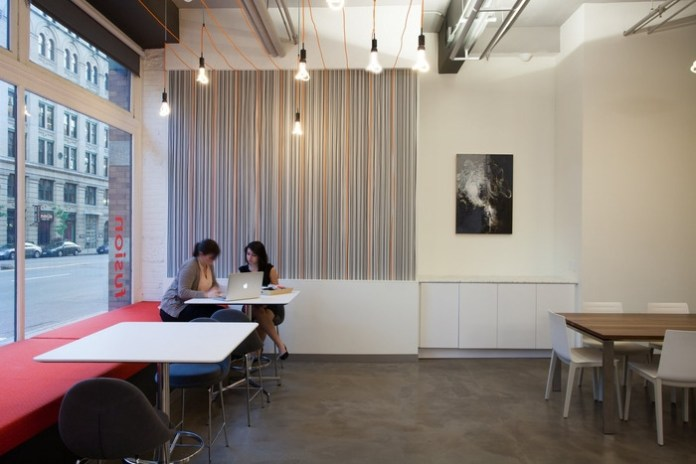 Fusion Design Consultants Offices Boston Office Snapshots