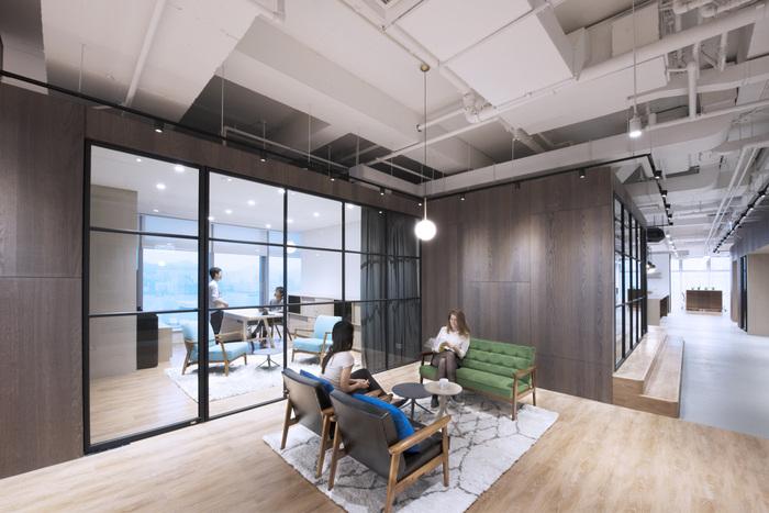 16_Bean Buro_Office Workplace_Kwung Tong_Warner Music Hong Kong
