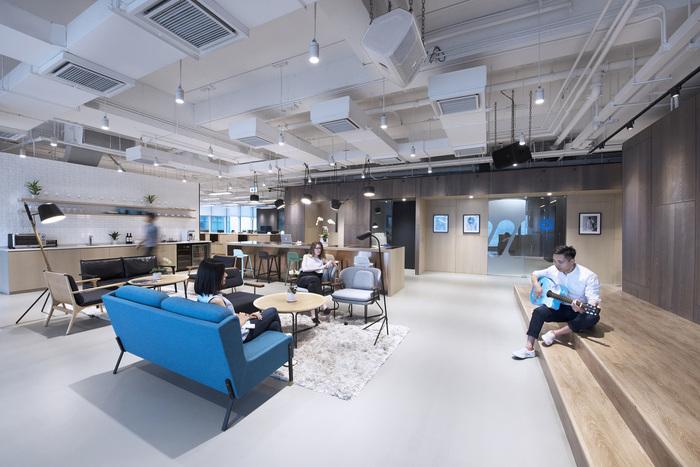 7_Bean Buro_Office Workplace_Warner Music Hong Kong_