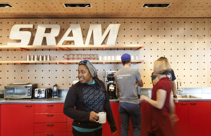 SRAM; Chicago, IL