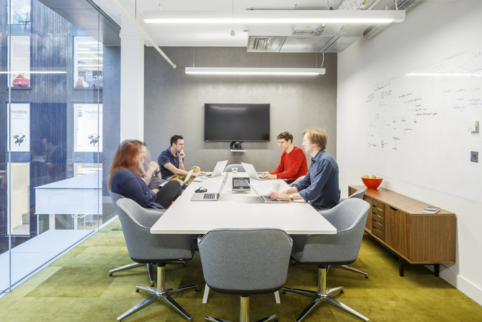 38 - 'Carbon' is a video-conferencing and larger-scale meeting room