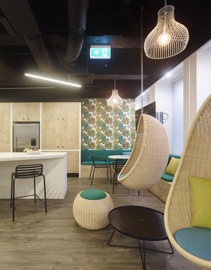 Amicus Fitout by Amicus