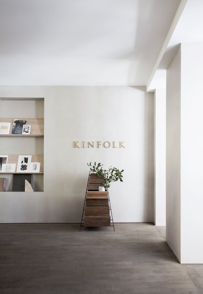 Kinfolk Offices Copenhagen Office Snapshots