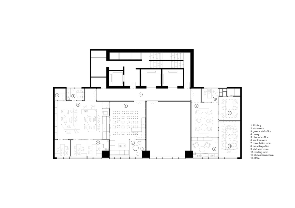 Plans Drawings Office Photo Collection