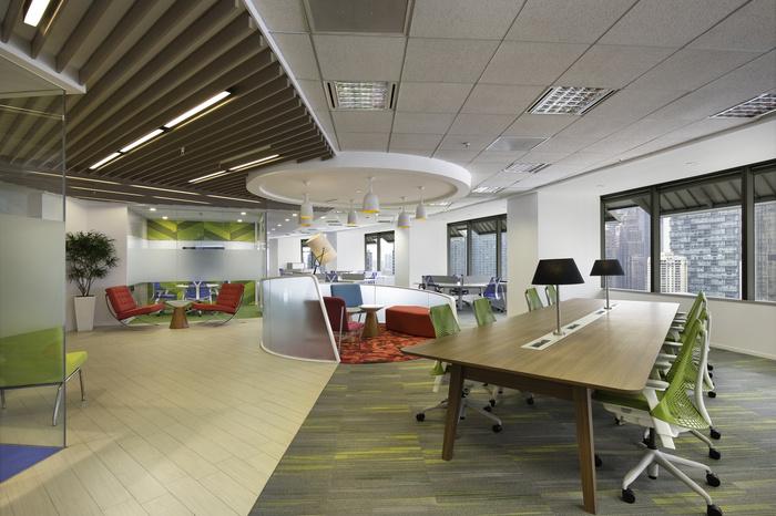 Maxis Berhad Offices Kuala Lumpur Office Snapshots