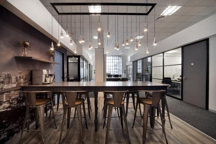 Baxter Offices Johannesburg Office Snapshots