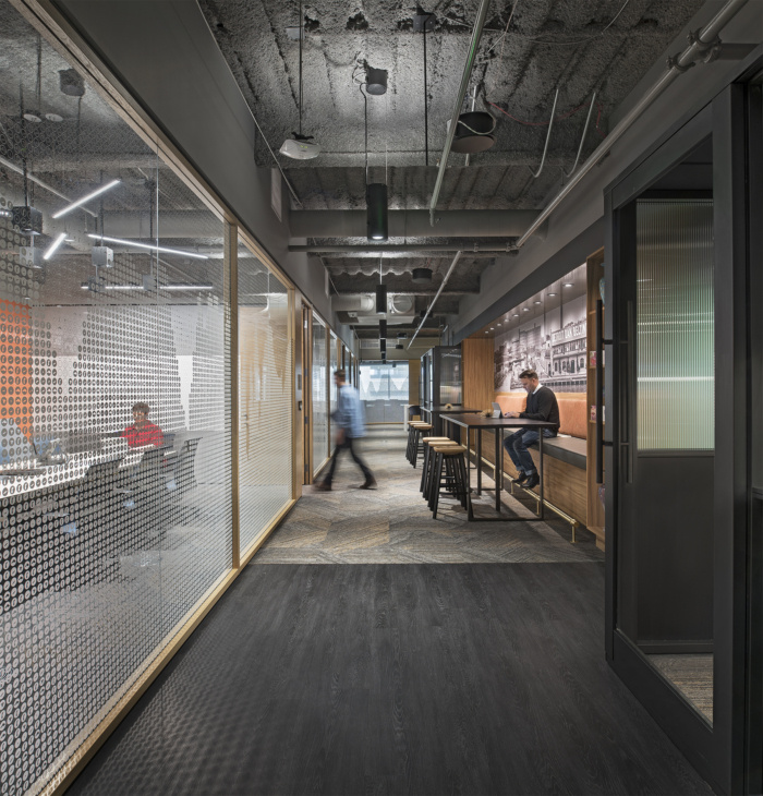 Microsoft Technology Center Detroit Office Snapshots
