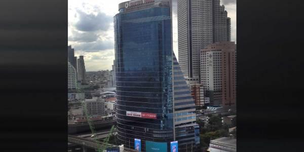Chartered Square building in Bangkok - ชาร์เตอร์ สแควร์