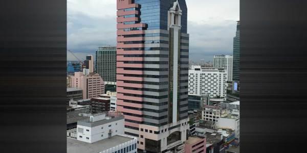 Thaniya Plaza on Silom Road, near BTS Saladaeng