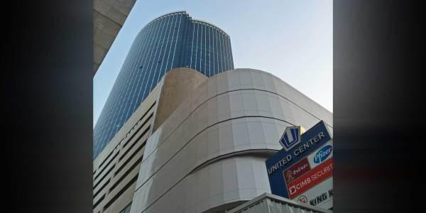 United Center on Silom Road, Bangkok
