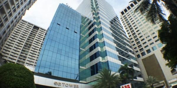 SG Tower near BTS Ratchadamri