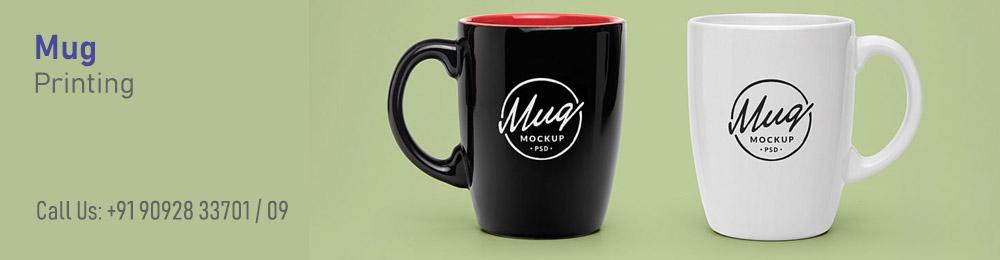 Mug Printing Company Chennai