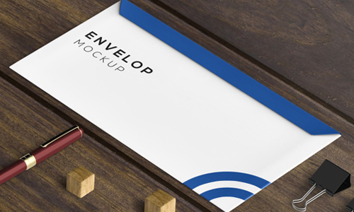 Envelope design in chennai