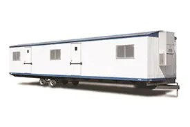 8' x 20 construction trailers