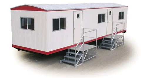 Office Trailers For Government Use