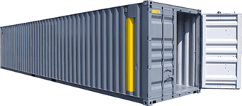 Steel Construction Storage Containers