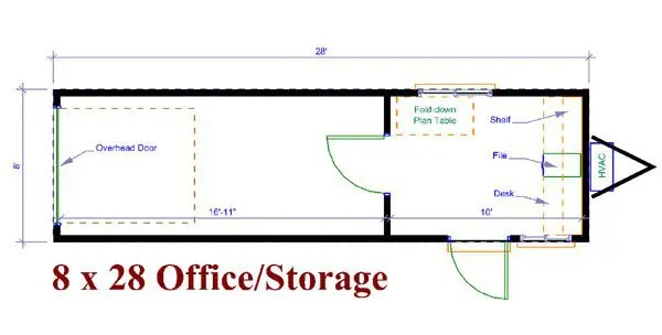 Mobile Offices For Temporary Space