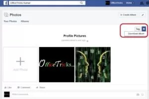 How To Download Fb Album And Save All Photos In Album To Computer