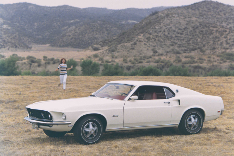 Rare Ford Mustangs  the 1969 Mustang E     AmericanMuscle com Blog 1969 Mustang E