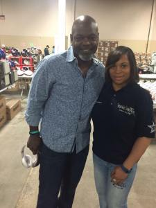 OAT, Fan, Club, Join, Dallas Cowboys, Emmitt Smith, Karemah Buchanan
