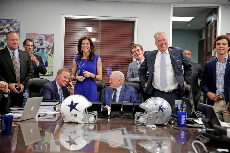 Cowboys draft
