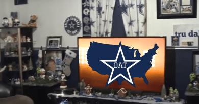 Olivas, Dallas Cowboys, Loyalty, OAT