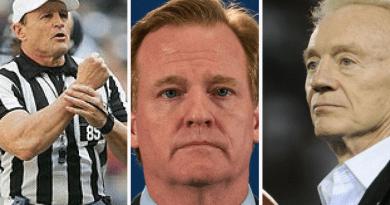 NFL, Referee, Conspiracy, Dallas Cowboys