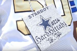 Star Boy, OAT, Dallas Cowboys, Hard Hittahz, single, Barry Gipson