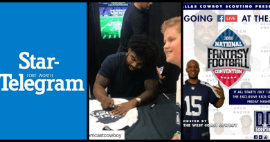 Click Bait, Ezekiel Elliott, Star Telegram, West Coast, OAT, Comcast Cowboy
