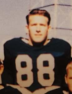 88 legacy lineage, Sonny Davis, Dallas Cowboys