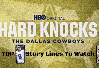 HBO HARD KNOCKS, NFL, Dallas Cowboys, NFL Films