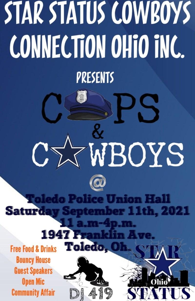 Cops & Cowboys, LadyVice Lyrics, Cuff