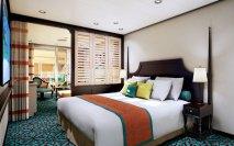 carnival cruises vista haven suite
