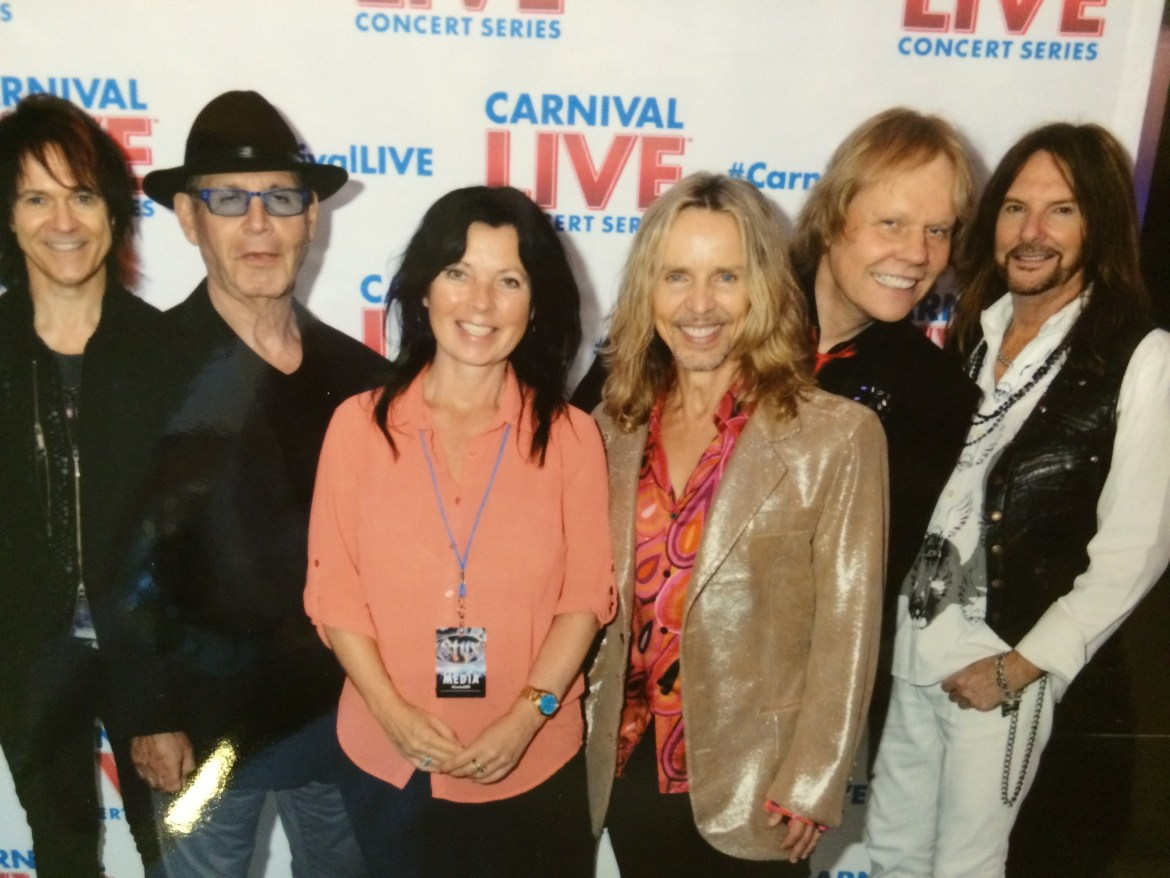 Meet the bands of Carnival LIVE: Styx