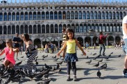 Royal Caribbean Cruise Lines European shore excursions for kids venice