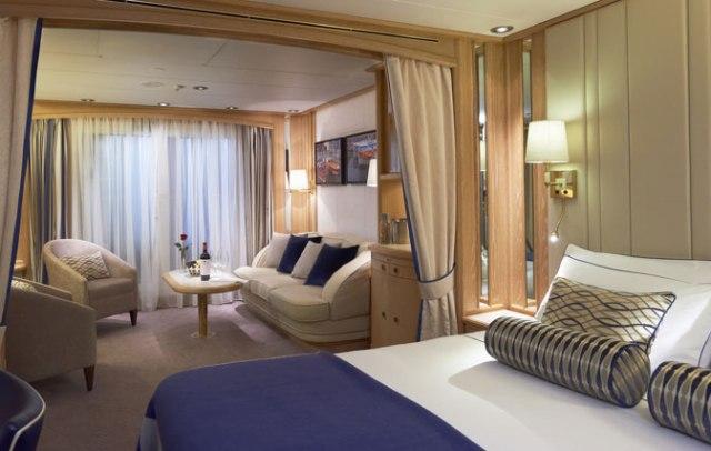 Windstar Cruise Star Pride stateroom
