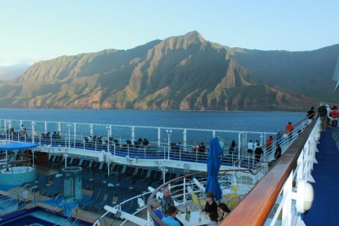 norwegian cruise line pride of america hawaii na pali coast