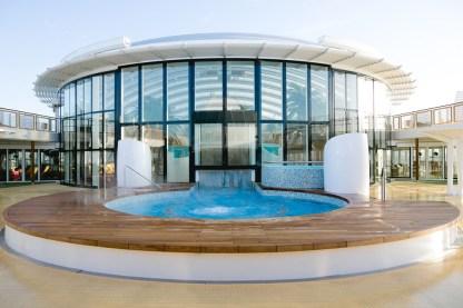 aidaprima cruise ship hot tub